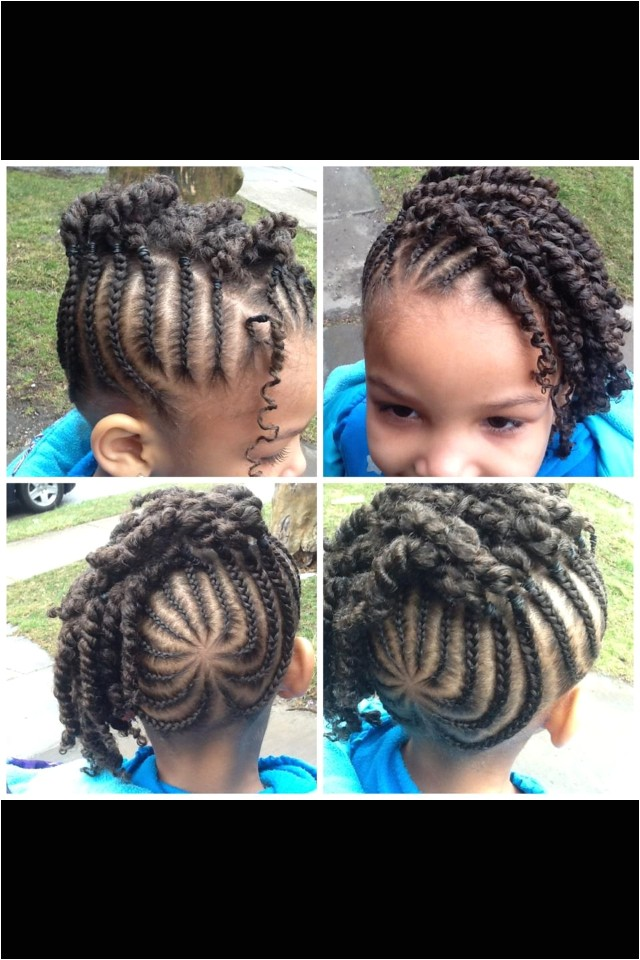 braided hairstyles for 10 year olds
