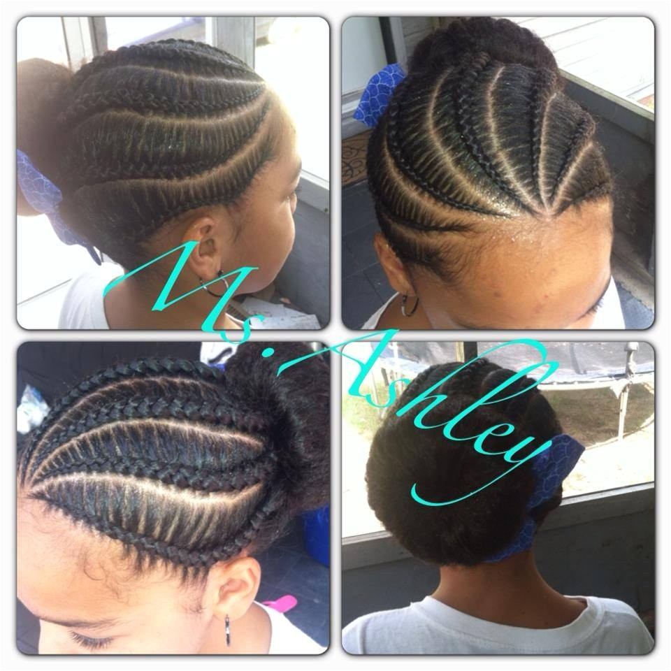 braided hairstyles for black 12 year olds