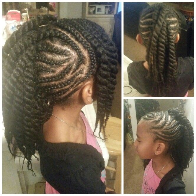braiding hairstyles for 10 year olds
