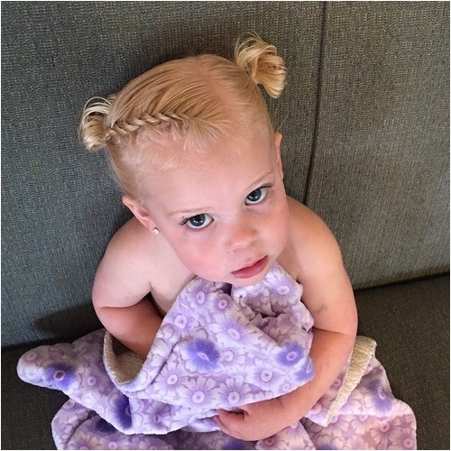 baby girl hairstyles