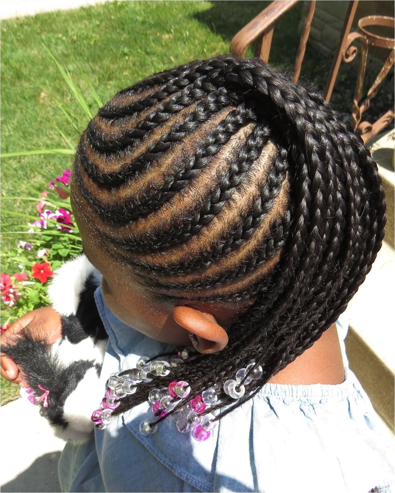 kids braid hairstyles