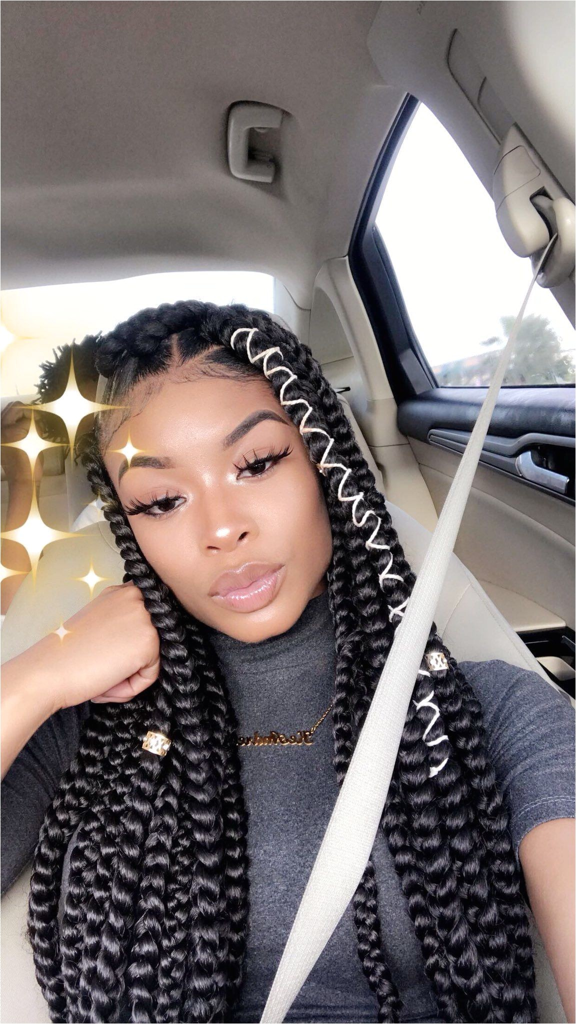 Find this Pin and more on Hairstyles Braids Gang by aimeeThrone