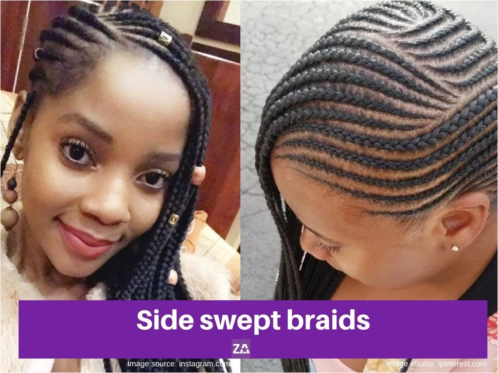 Different types of braids and what they are called