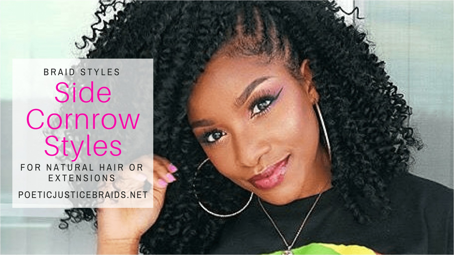 Cornrow styles have been around for decades and have always added flare and pizzazz to the scalp Intricate designs you can create with them