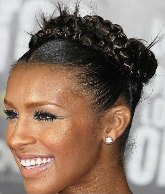the big hair bun hairstyle