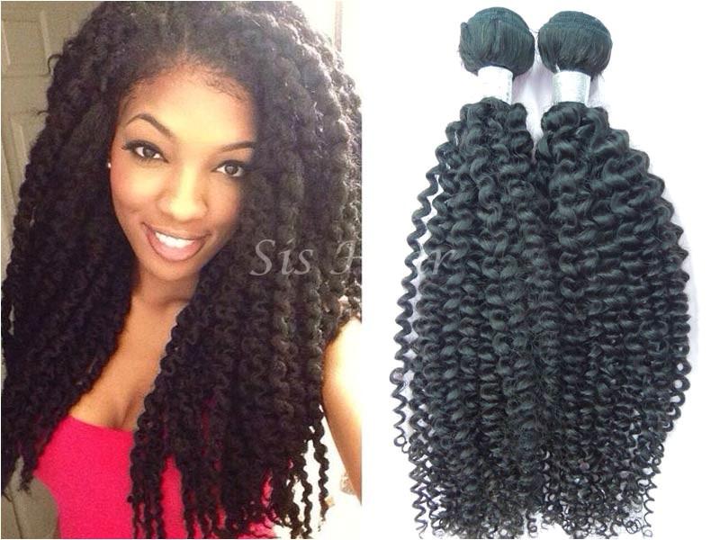6a brazilian virgin hair kinky curly