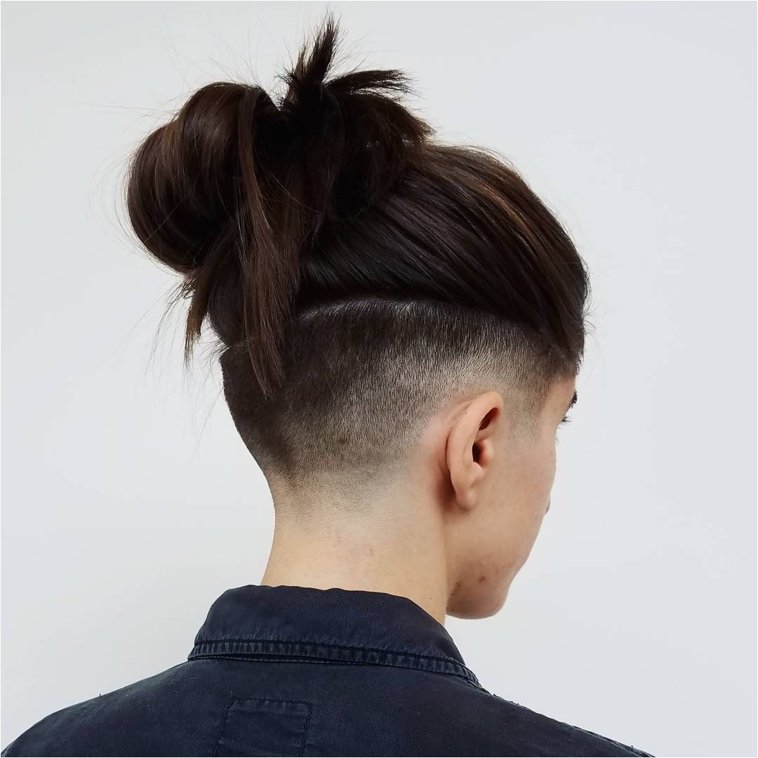25 Pretty Shaved Hairstyles You Have to See Fashionre