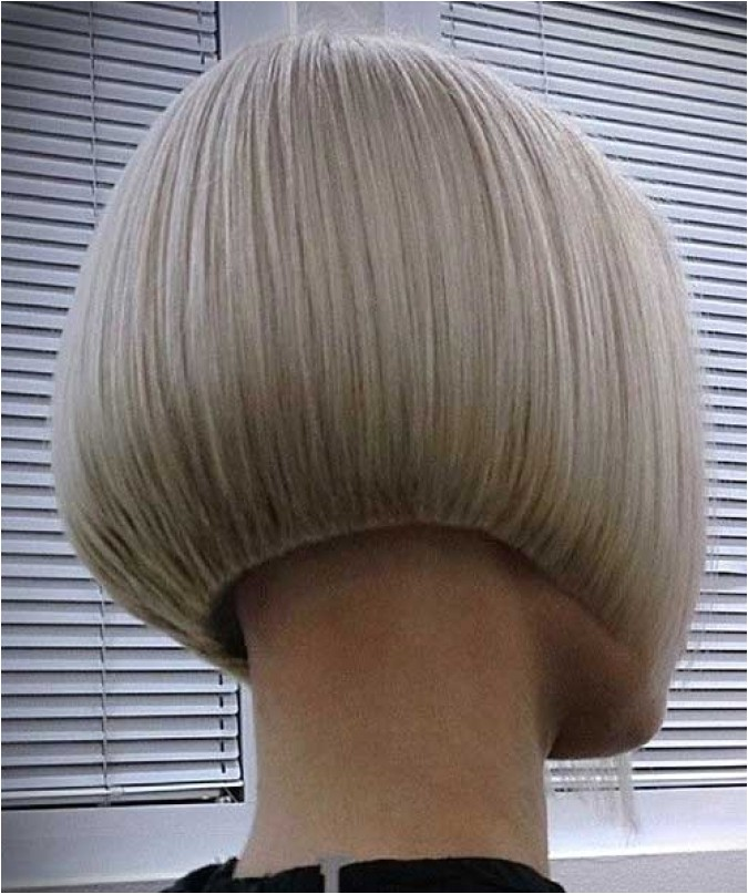 buzzed nape bob haircut intended for your hair proper hair for official event