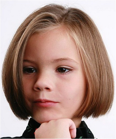 hairstyles for kids girls short hair
