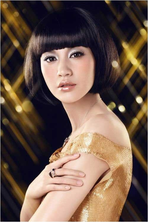10 chinese bob hairstyle pictures