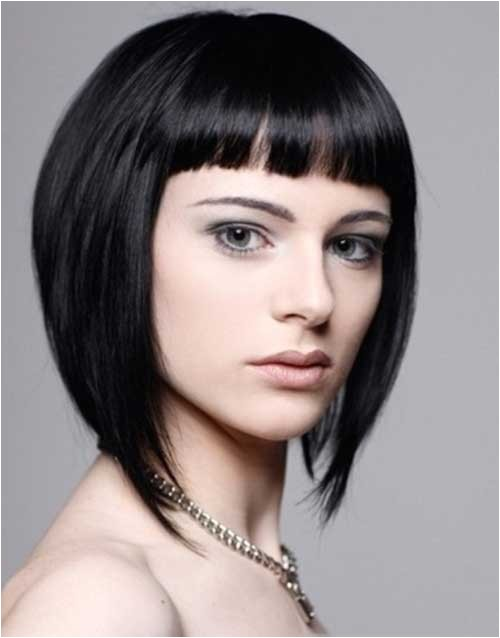 Chinese Bob Haircuts 15 Best Inverted Bob with Bangs