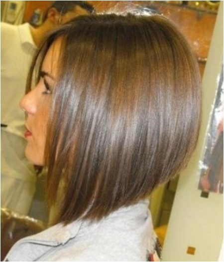 concave long bob hairstyles with regard to hair