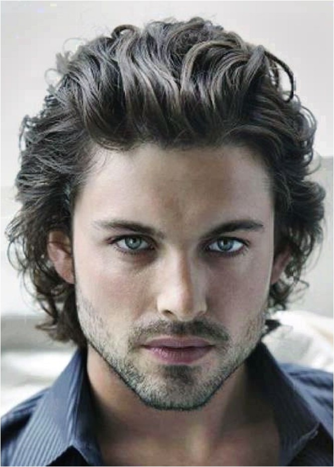 20 cool wavy hairstyles for men