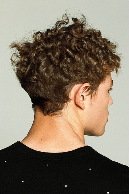 great curly hair styles for men