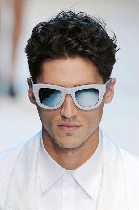 Cool Curly Hairstyles for Guys Cool Curly Hairstyles for Men