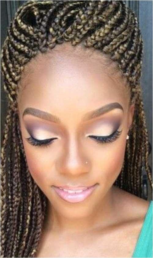 20 braids hairstyles for black women