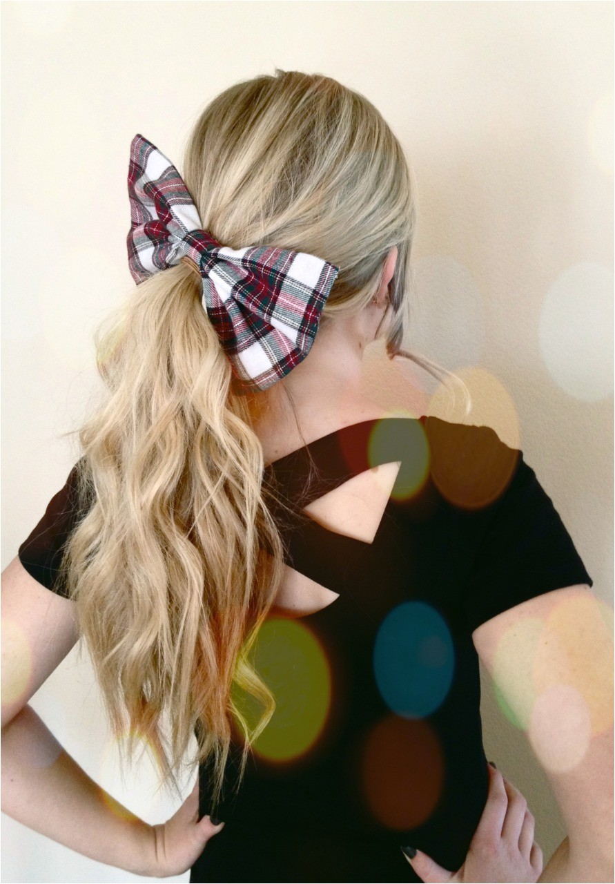 cute yet crazy christmas tree party hairstyles ideas 2012 for kids girls