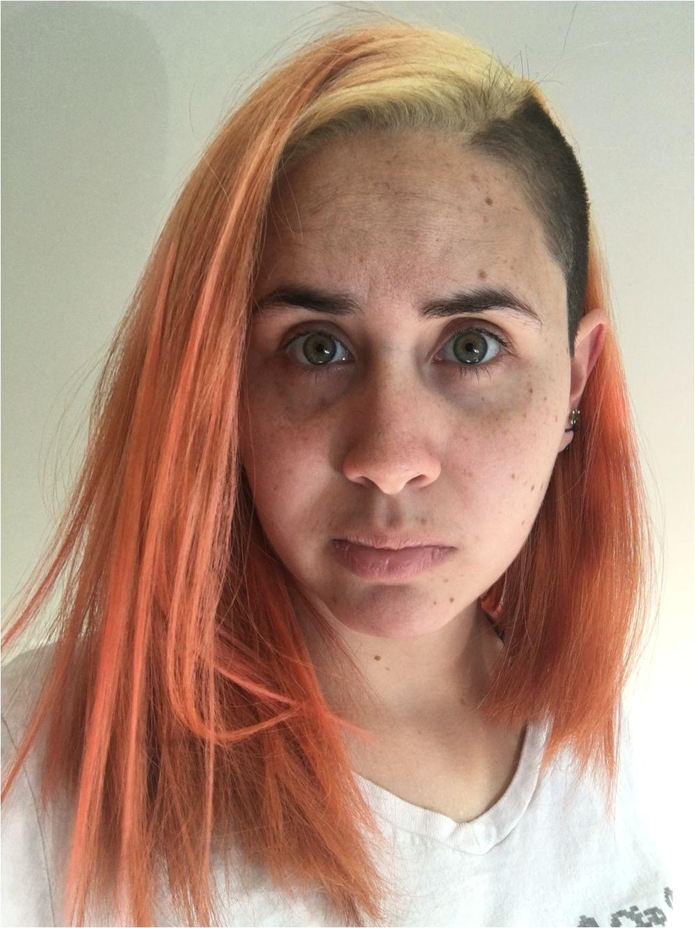 Crazy Hair Wig Hair Toupee