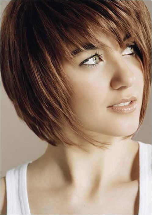 short cropped bob straight hair cuts