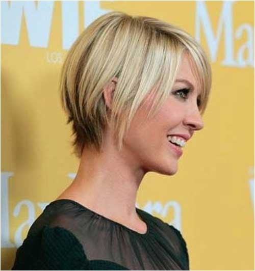 very short cropped hair