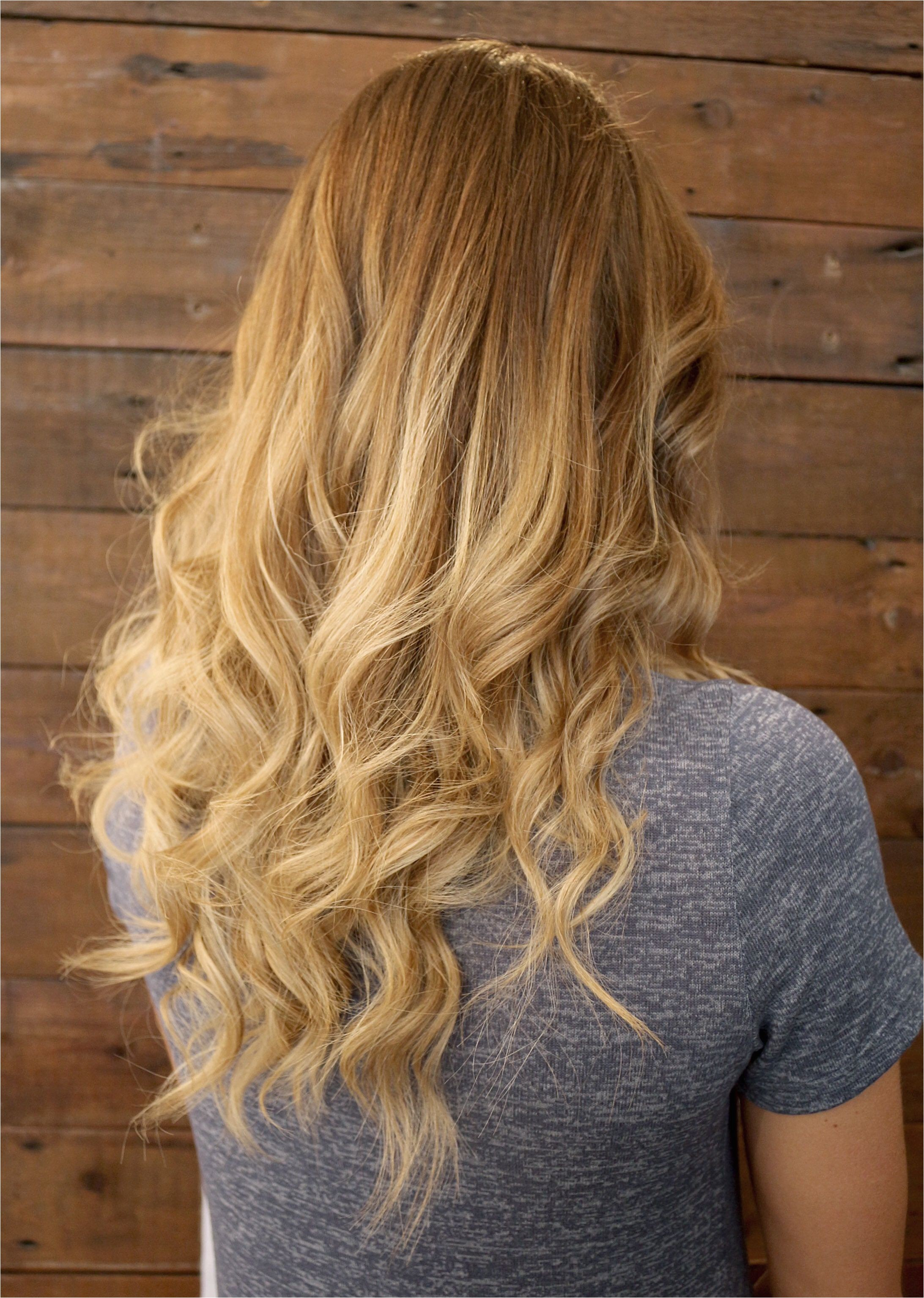 curly blow dry hairstyles