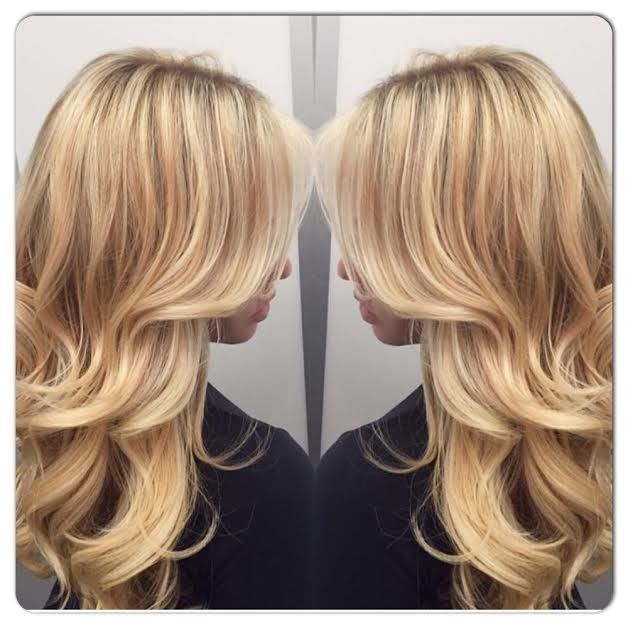 do you want to look and feel like cinderella a big bouncy curly blow dry