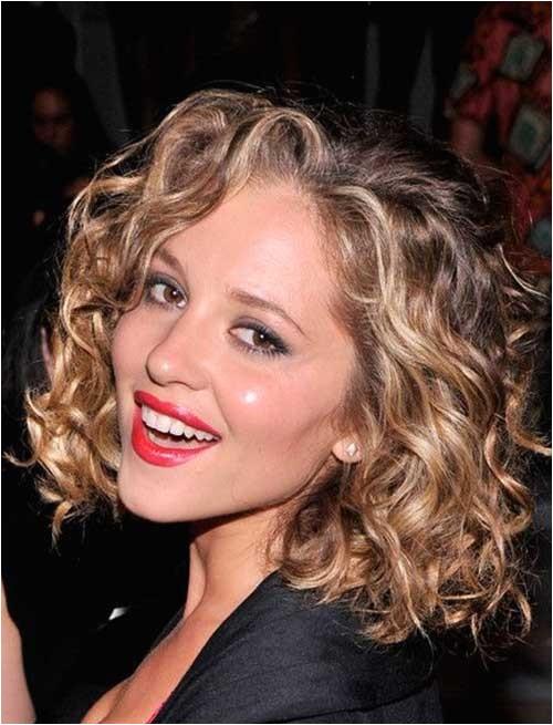 20 very short curly hair