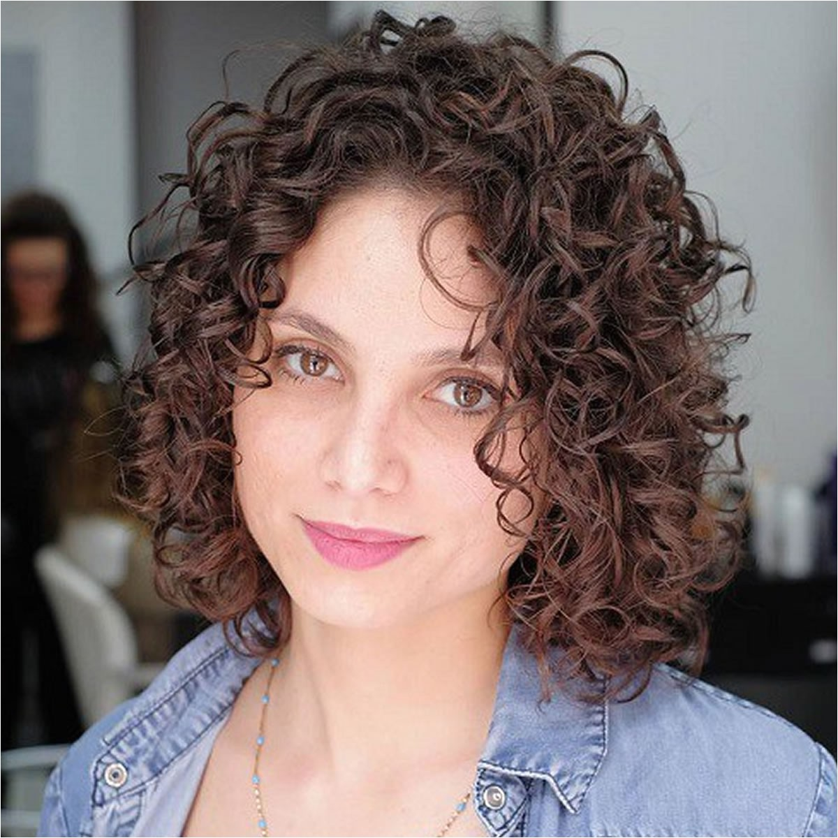 curly bob hairstyles for women