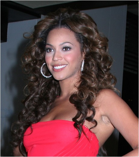 curly hairstyles names