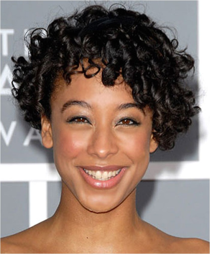 short curly hairstyles for black women 3