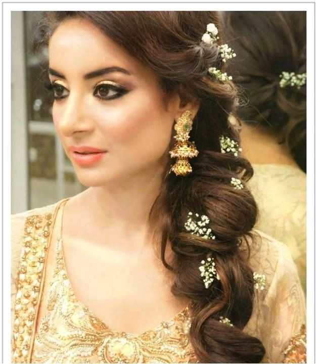 10 best indian wedding hairstyles for curly hair