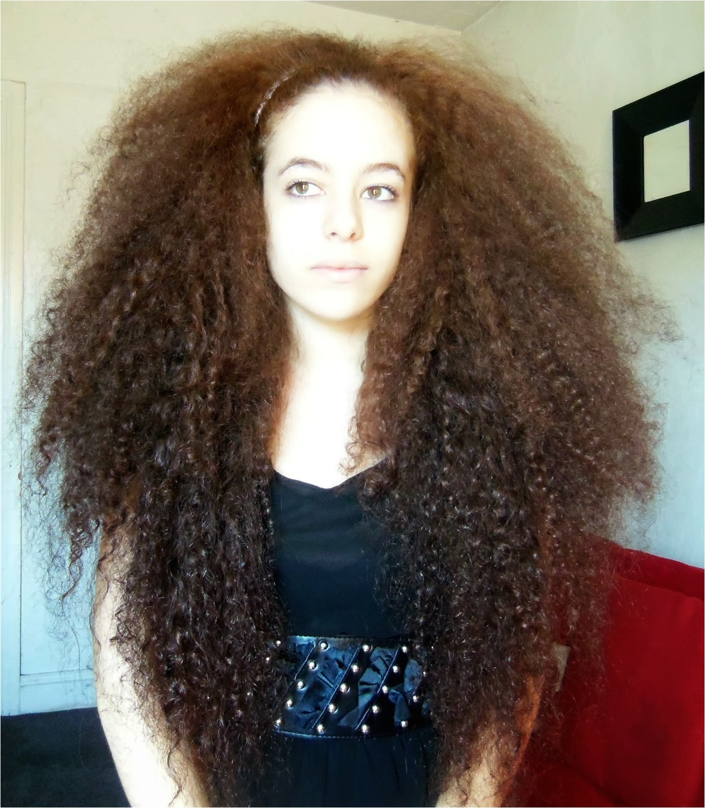 race and natural hair youre mixed so