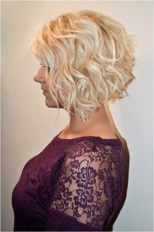 20 curly short bob hairstyles