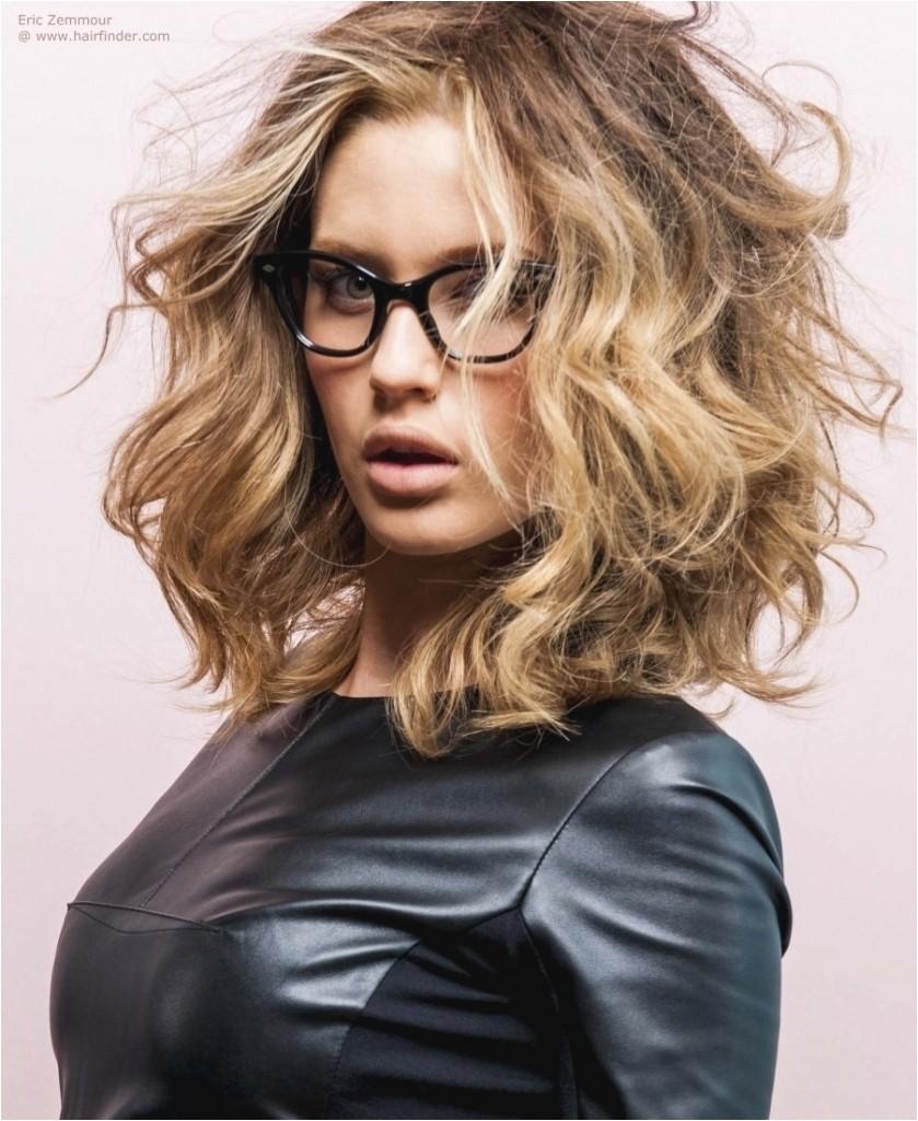 curly long bob hairstyles