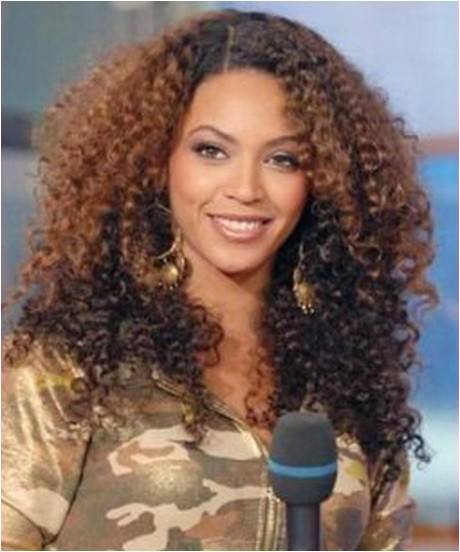 curly tracks hairstyles