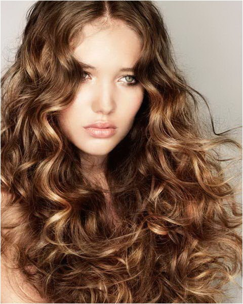 women permed hairstyles