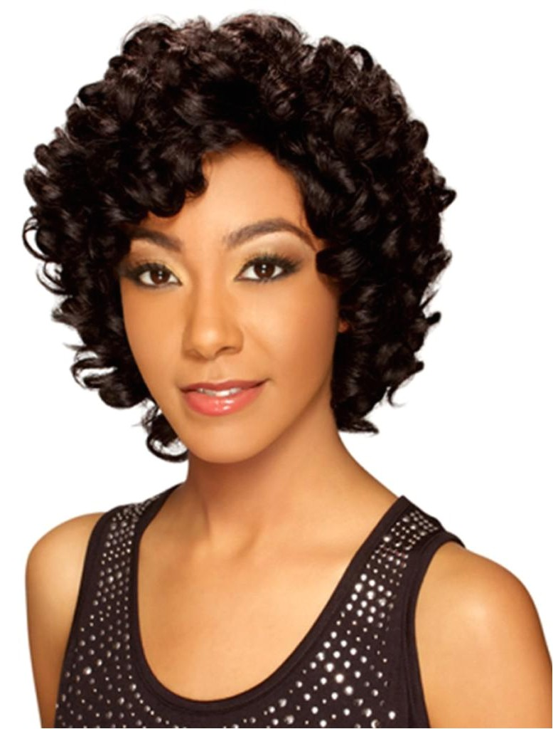 curly weaves for round faces the short curly hairstyles for round faces simple hairstyles to do
