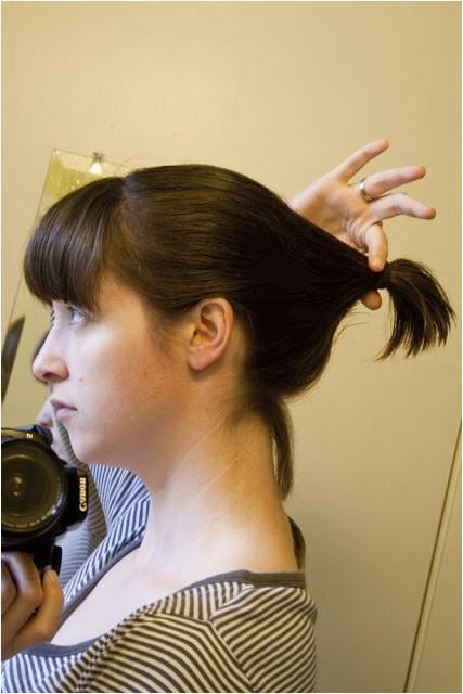 how to cut angled bob haircut