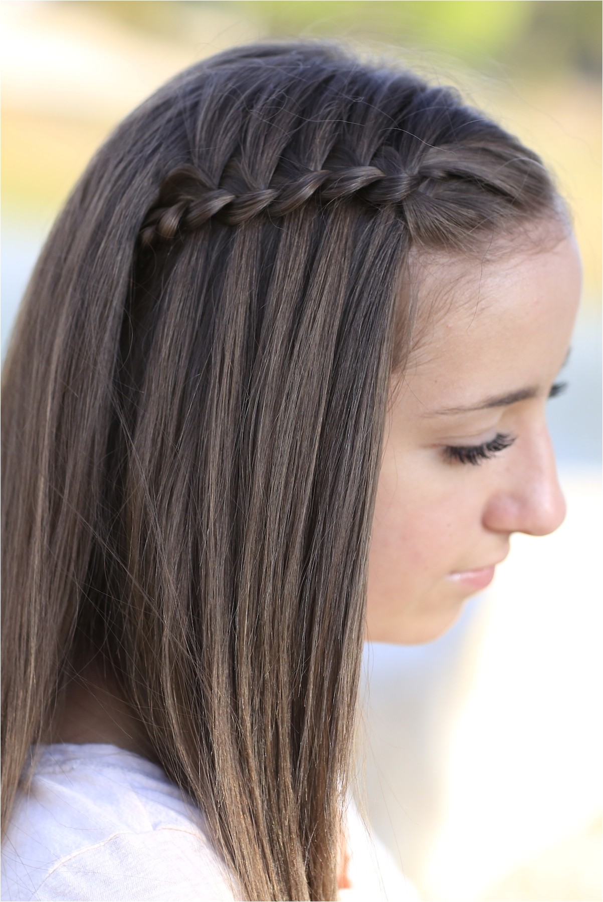 ideas for cute hairstyles for 13 year olds