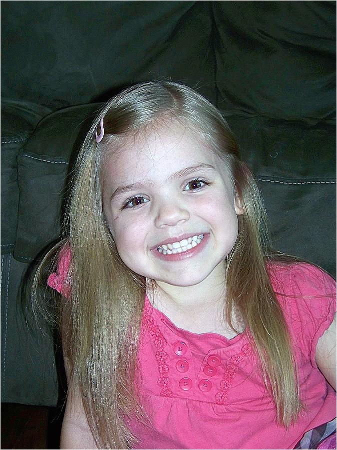 5 year old girl haircut