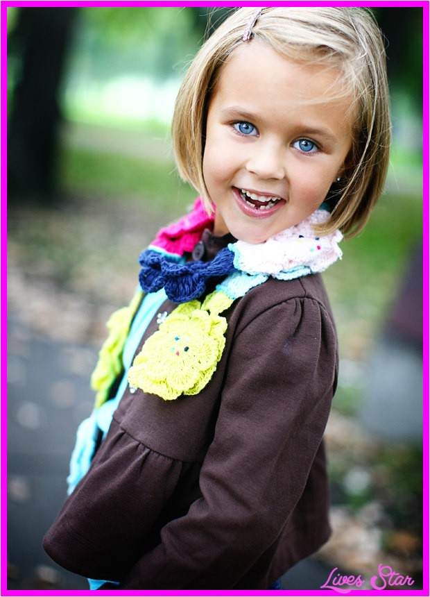 Cute 5 Year Old Hairstyles Cute Haircuts for 5 Year Olds Livesstar