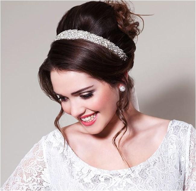inspirational retro wedding hairstyles 787