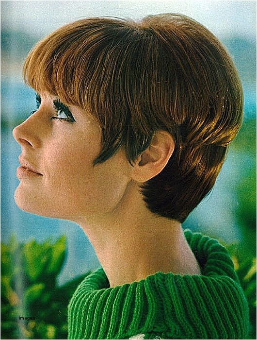 60s hairstyles for short hair