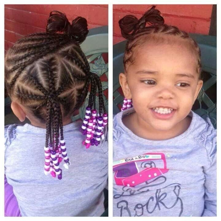 Cute and Easy Hairstyles for Black Girls Cute Black Little Girl Hairstyles Trends Hairstyle
