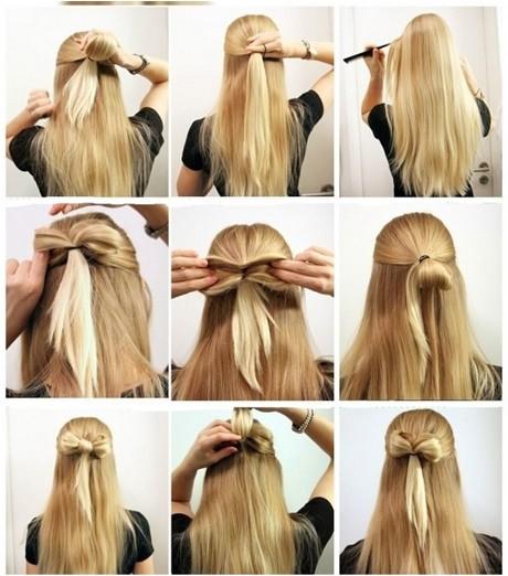 cute easy hairstyles shoulder length hair