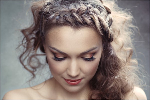 cute easy hairstyles for prom ideas 2