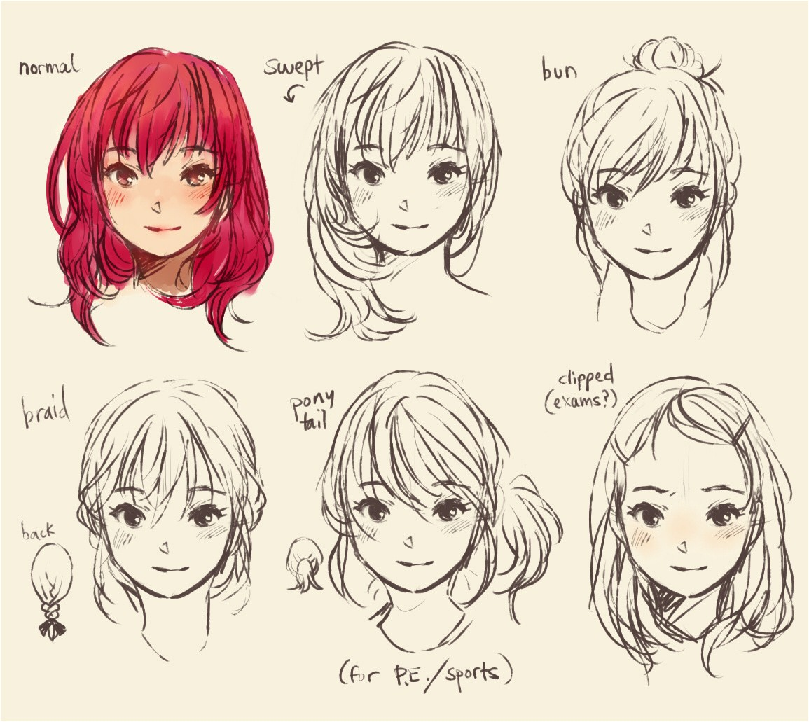 my style doodles