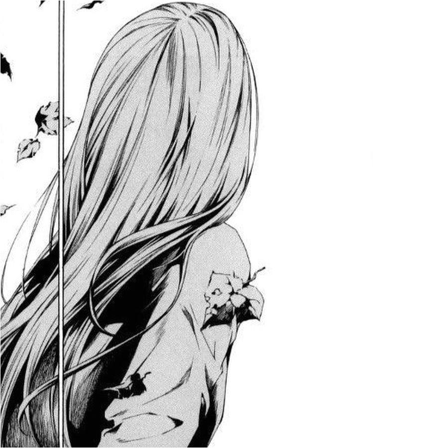 Kizu KIYOHARA Hiro manga girl sad alone tumblr cute cry long hair