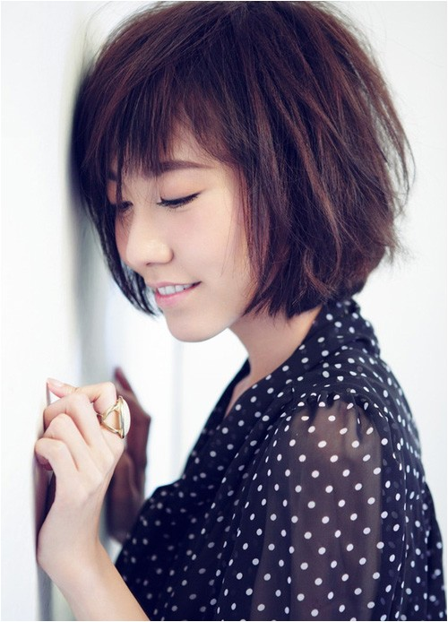 20 cute short haircut most popular short asian hairstyle for women