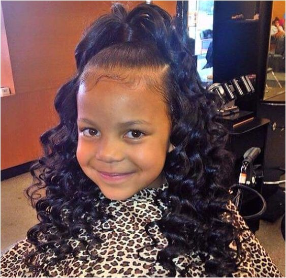 Cute Back to School Hairstyles for Black Girls 2